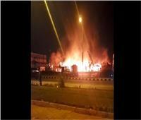 النيابة تطلب تقرير المعمل الجنائي والتحريات في حريق جهاز 6 أكتوبر