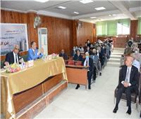 نائب رئيس جامعة أسيوط يشهد اللقاء الثالث من فعاليات برنامج «بناء وعي»