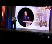 جومانة مراد: أشرف زكي أعطاني الأمان في مصر لمدة 16 عام.. فيديو