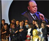 «نجوم الفن» يجتمعون على حب أشرف زكي بالثقافي الروسي..صور