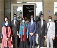 الرعاية الصحية تشارك بمؤتمر التطور المؤسسي ضمن استراتيجية مصر الرقمية