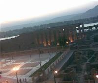 مشروع ضخم لإعادة إنارة جبل القرنة بالأقصر