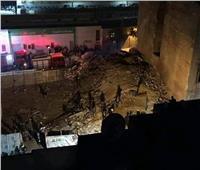 انهيار عقار من 4 طوابق بالإسكندرية.. ورفع الأنقاض بحثا عن مصابين