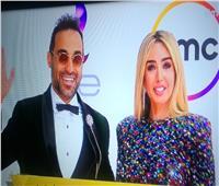 أحمد فهمي وهنا الزاهد.. أول كابلز بمهرجان القاهرة السينمائي