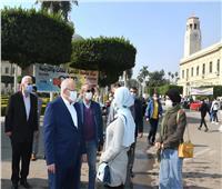 منها «تعقيم المدرجات يوميًا».. خطة جامعة القاهرة للحد من انتشار كورونا