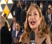 ليلى علوي : سعيدة بتكريم وحيد حامد في مهرجان القاهرة السينمائي..فيديو