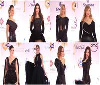 صور | «الأسود» يسيطر على ملابس نجمات مهرجان القاهرة السينمائي
