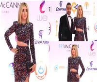 ظهور مُبهج لهنا الزاهد بافتتاح مهرجان القاهرة.. صور