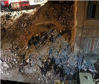 «الحصيلة النهائية».. مصرع 6 أشخاص في انهيار عقار الإسكندرية