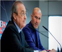 رئيس ريال مدريد عن لاعبيه: «أضاعوا احترامنا في أوروبا»