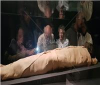تفاصيل زيارة الرئيس الفرنسي الراحل «ديستان» الأخيرة لمصر.. صور