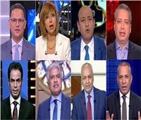 «توك شو» الأربعاء | تكريم وحيد حامد بـ«القاهرة السينمائي»