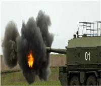 عرض مدفعية صينية سرية.. صور