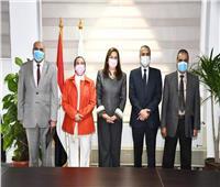 وزيرة البيئة تكشف هدف دراسة المخلفات الصلبة في مصر