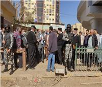 محافظ بني سويف يقرر فتح «مزلقان المديرية» للتيسير على المواطنين