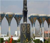 رئيس جامعة القناه:إقامة مهرجان الأنشطة بالمدن الجامعية شهريا