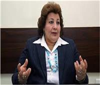 النائبة مارجريت عازر تشيد بكلمة الرئيس السيسي في مؤتمر دعم لبنان
