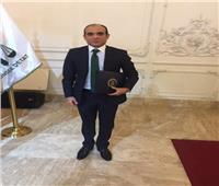 رئيس مجلس الدولة يكرم المستشار محمد إبراهيم