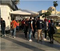 أفلام اليوم الأول بمهرجان القاهرة السينمائي «كاملة العدد»| فيديو