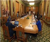 اللجنة العليا لحقوق الإنسان تستعرض جهود الدولة لحماية ذوي الهمم