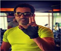 عمرو سعد يوجه رسالة لوحيد حامد