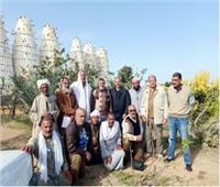 «الزراعة» تنظيم الملتقى الإرشادي لبحوث الصحراء في برج العرب