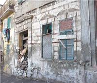 عقارات الإسكندرية تصرخ من «نوات» الشتاء