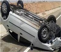 إصابة 4 أطفال في حادث مروري بالسويس