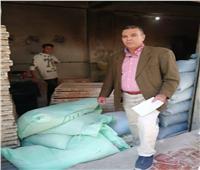 تحرير 28 مخالفة غش تجاري وكمامات مجهولة المصدر في الإسماعيلية