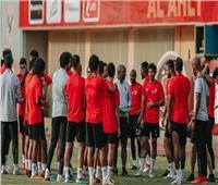 الأهلي يختتم تدريباته استعدادا لنهائي كأس مصر