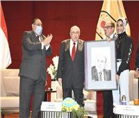ننشر تفاصيل زيارة الدكتور مصطفى الفقي في جامعة حلوان
