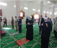 وزير الأوقاف ومحافظ أسيوط يفتتحان مسجد الأمير سنان بديروط  |صور