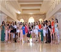 «غطس وسنوركلينج».. كيف يقضي ملكات جمال السياحة وقتهن في سهل حشيش؟