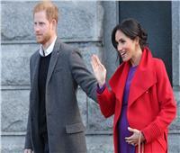 السكان الجدد لمنزل الأمير هاري وزوجته ميجان في بريطانيا