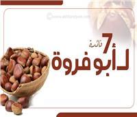 إنفوجراف| 7 فوائد تجعلك تأكل «أبو فروة» بشكل دائم