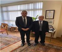 الوكالة المصرية للتنمية تبحث أوجه التعاون مع البنك الإسلامي