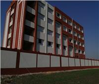 أعمال تطوير موسعة بقطاع التعليم والرصف بمركز المحلة| صور