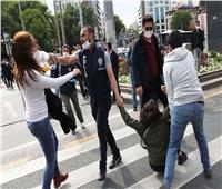 اعتقال صحفيين روس في تركيا