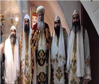 سيامة 4 رهبان بالقدس قساوسة