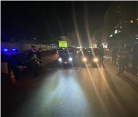 حملات مكبرة لتحقيق الانضباط المروريوالقضاء على العشوائية بشوارع القاهرة