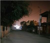 شوارع بنى سويف «مظلمة».. والمستندات تكشف عن «مخالفات صارخة»
