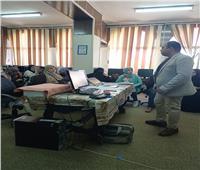 تدريب الموظفين في سيناء على التميز الإداري والإبداع المؤسسي