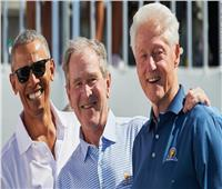 «على الهواء» .. 3 رؤساء أميركيين سابقين يشاركون في «حملة تطعيم كورونا»