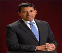 أشرف صبحي: الشباب يعيش عصرًا ذهبيًا بتكليف من الرئيس
