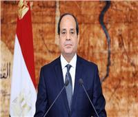 الرئيس السيسي ينيب كبير الياوران لحضور مباراة «كأس مصر»