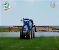 مصر تبدأ تطبيق الزراعة الذكية ومنظومة الري الحديث.. فيديو