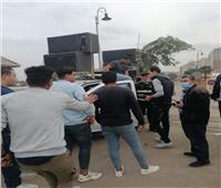 منع تجمعات الأفراح على كورنيش طنطا لمنع انتشار كورونا