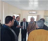 وفد وزارة التخطيط يزور الإسكندرية وكفر الشيخ لبدء برنامج خدمات المواطنين