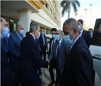 وزير العدل يصل كفر الشيخ لافتتاح فرع جديد للشهر العقاري