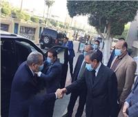 وزير التموين يتفقد صوامع الغلال بالإسماعيلية